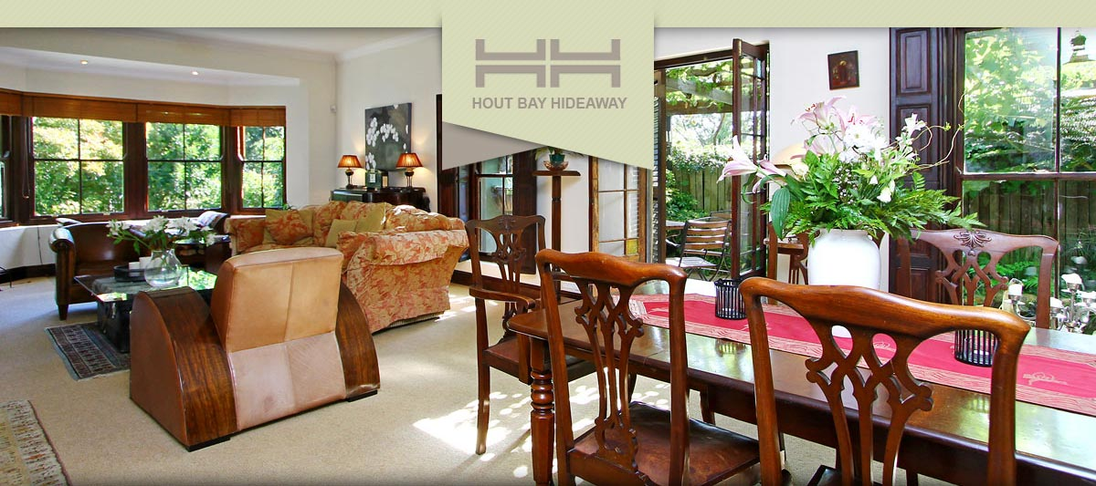 Hout Bay Hideaway Hout Bay Accommodation Luxury Cape